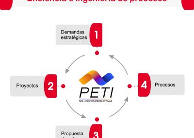 Eficiencia Operacional – Análisis de procesos