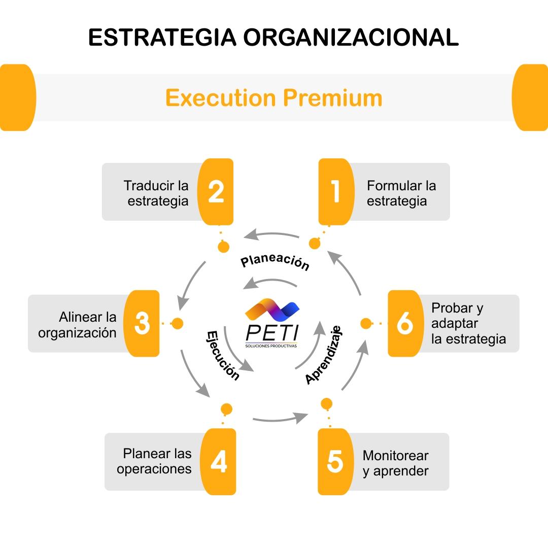 PETI Estrategia Organizacional Estrategia Organizacional