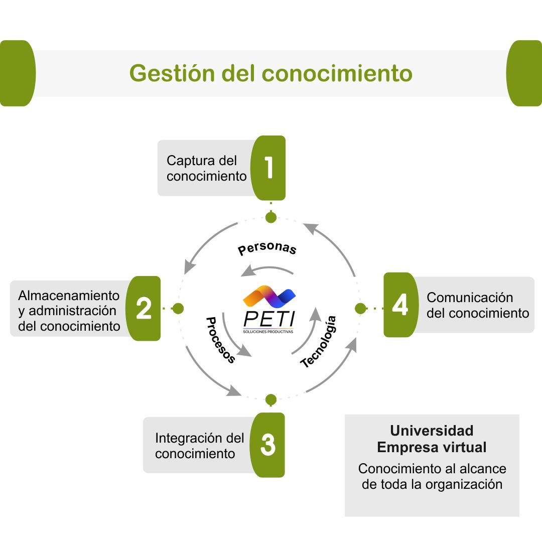 PETI Estrategia Organizacional Gestion Conocimiento