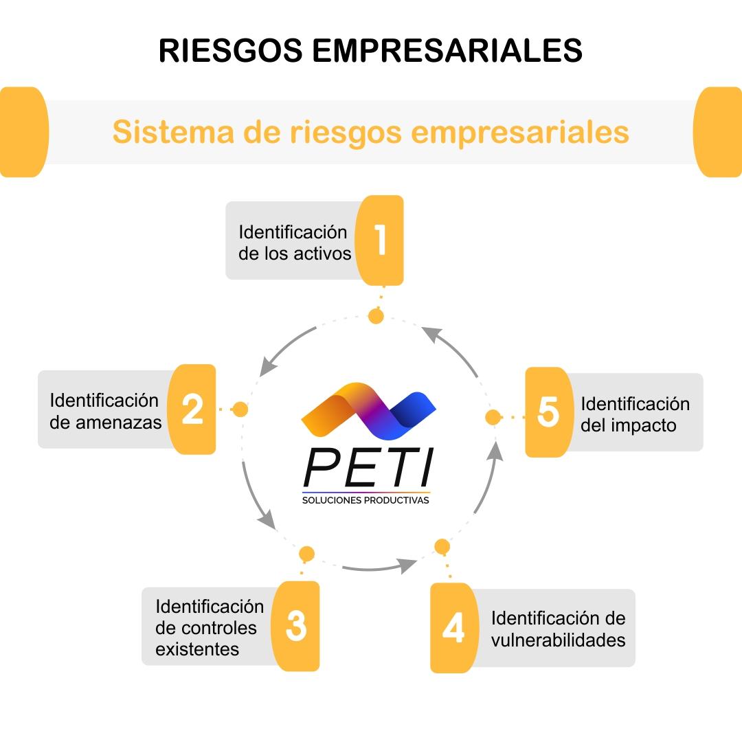 PETI Estrategia Organizacional Riesgos Empresariales