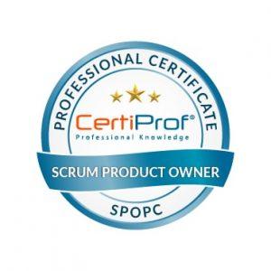 PETI Formacion Scrum Product Owner Certificador
