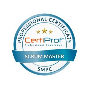 PETI Formacion Scrum master Certificador