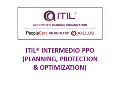 ITIL INTERMEDIO RCV