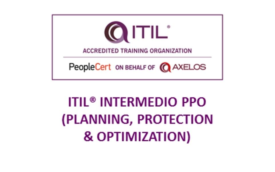 PETI Formacion ITIL Intermedio PPO