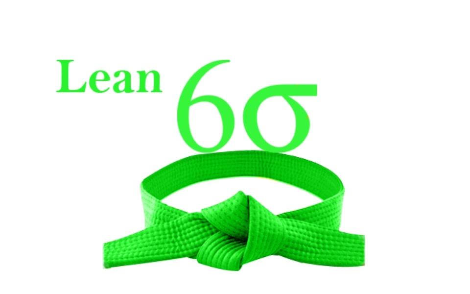 PETI Formacion Lean Six Sigma Green Belt Certificador