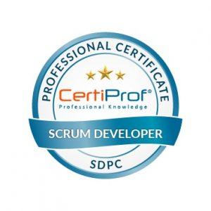 PETI Formacion Scrum Developer Certificador