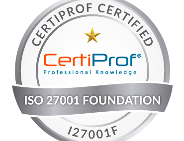 Certified ISO/IEC 27001 Foundation