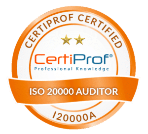 Certified ISO 20000 Auditor