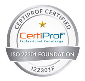 Certified ISO 22301 Foundation