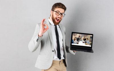 ¿Cómo acceder a las sesiones virtuales en Meet?