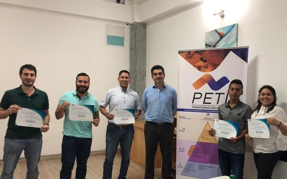 PETI Certificaciones 1