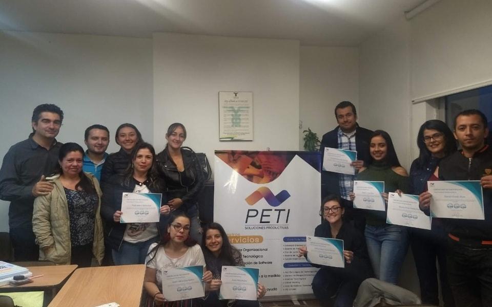 PETI Certificaciones 2