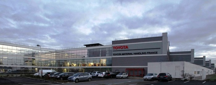 Caso de éxito de Odoo en Toyota Material Handling