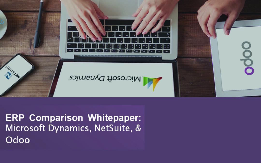 ERP Comparison Whitepaper