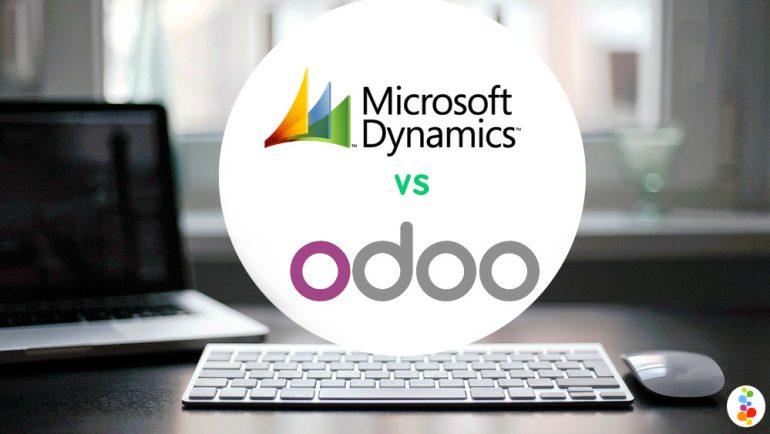 Odoo vs Microsoft Dynamics