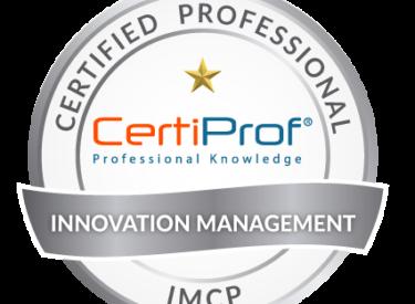 PETI soluciones productivas Innovation Management Certified Professional