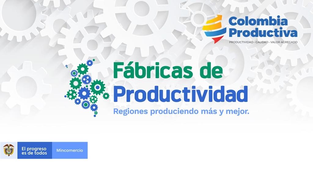 Fábricas de Productividad
