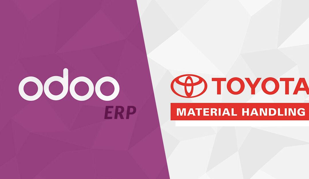 La experiencia de Toyota con Odoo